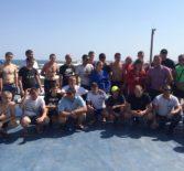 Реабилитационный центр Шанс провел «День здоровья» в Одессе