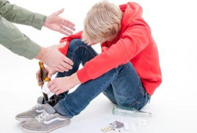 Алкоголизм в школах. Подростковый алкоголизм