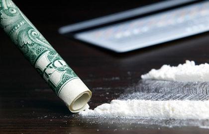 Кокаиновую зависимость